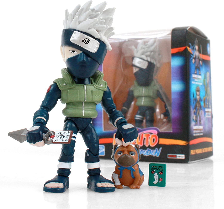 The Loyal Subjects Naruto - Kakashi Oficial Licenciado