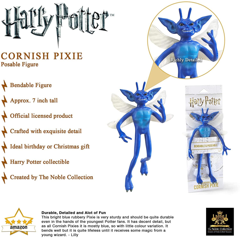 The Noble Collection Dobrável Cornish Pixie Oficial Licenciado
