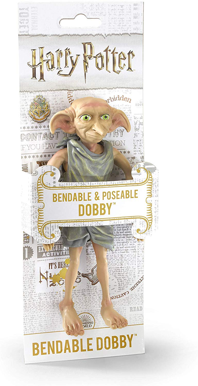 The Noble Collection Dobby Dobrável Oficial Licenciado