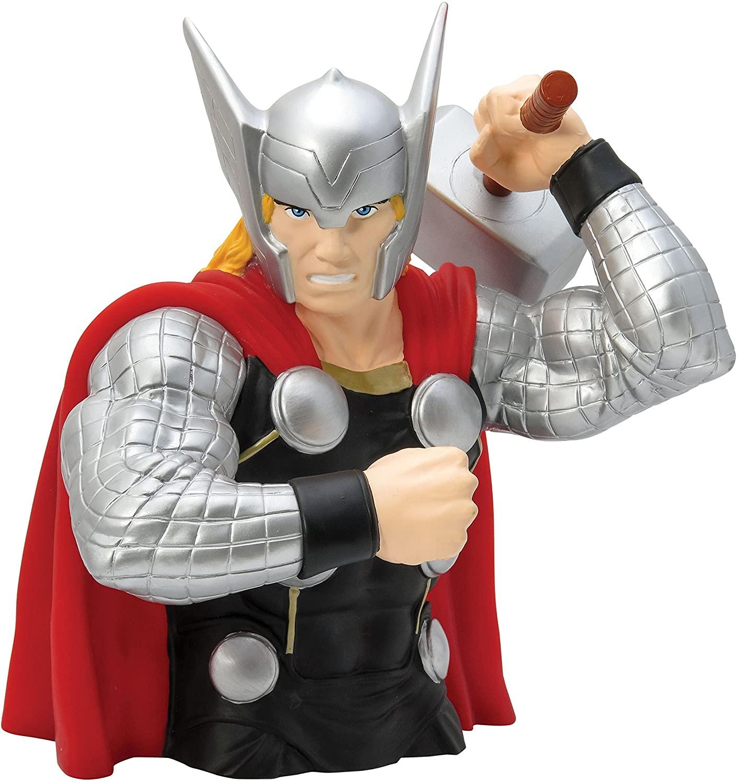 Thor Action Figure Cofre Busto Oficial Licenciado