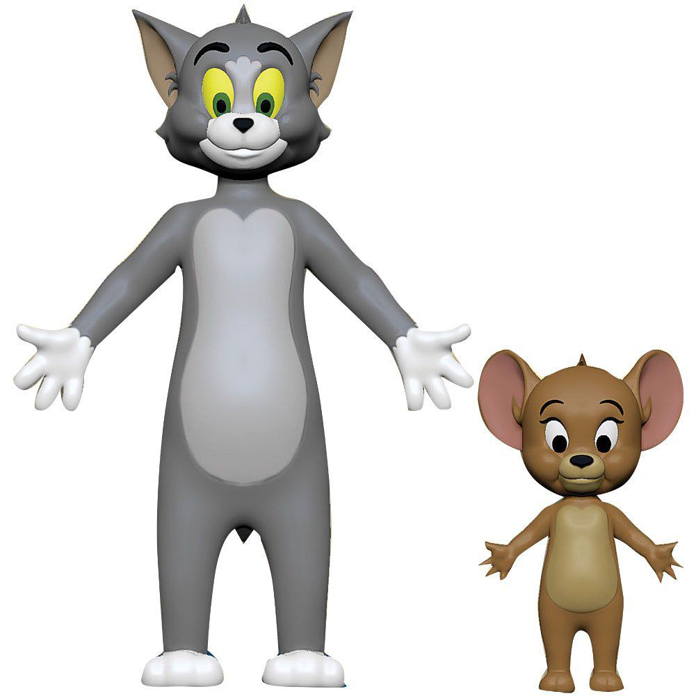 Tom and Jerry figura playset