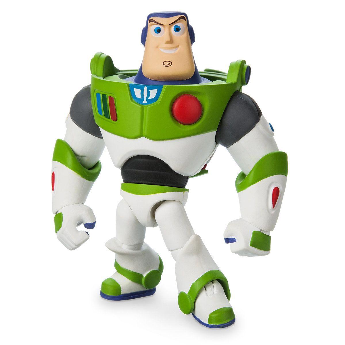Toy Story 4 Buzz Lightyear PIXAR Toybox Exclusivo Disney Store