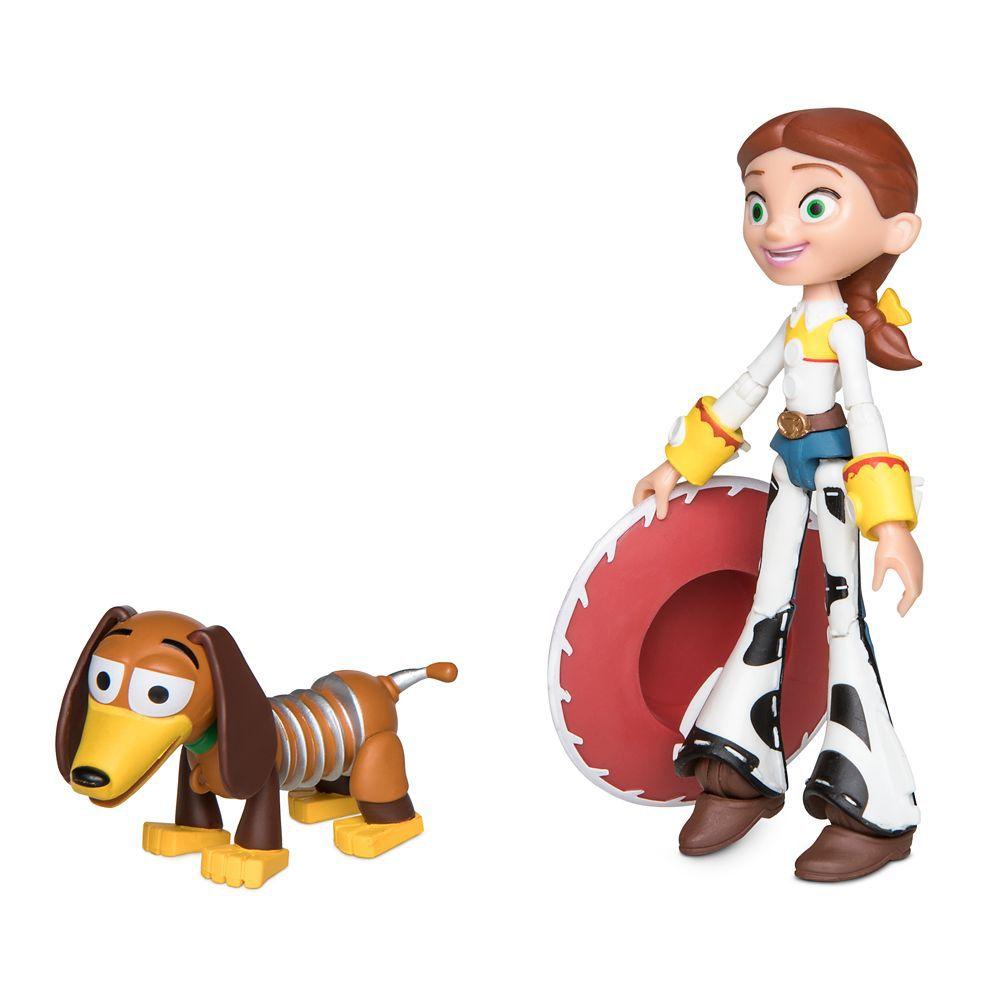 Toy Story 4 Jessie PIXAR Toybox Exclusivo Disney Store