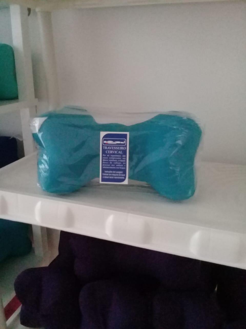 Travesseiro Cervical - O melhor apoio para seu Pescoço