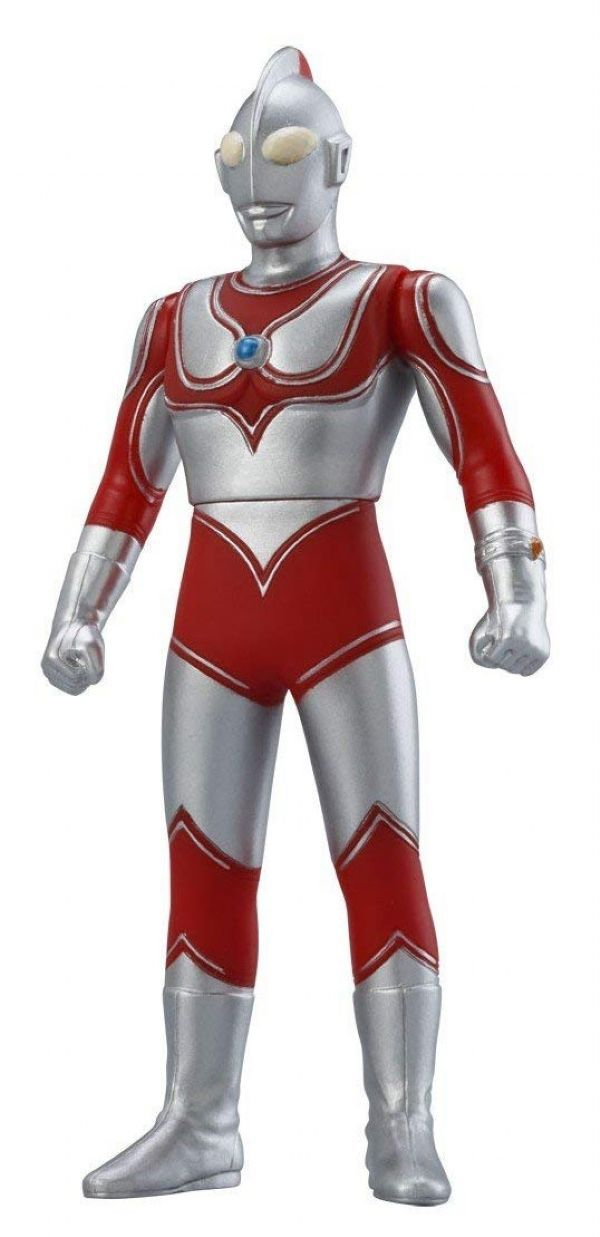 Ultraman Superheroes Ultra Hero 500 series 4 - ULTRAMAN JACK