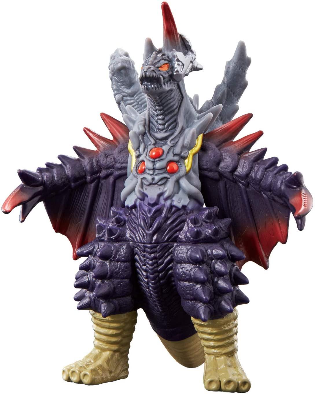 Ultraman Ultra Monster Series 134 Destorus Oficial Licenciado
