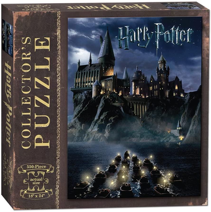 USAOPOLY Quebra Cabeça Filme Harry Potter e a Pedra Filosofal (550 Peças) Oficial Licenciado