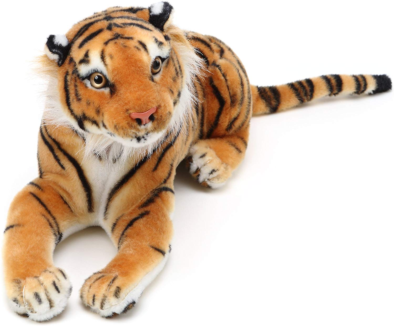 Viahart Arrow The Tiger Pelúcia Oficial Licenciado