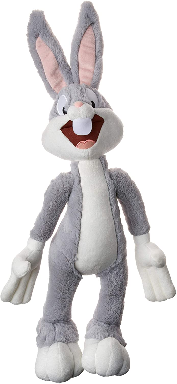Warner Bros Looney Tunes Pernalonga Pelúcia 73 cm Oficial Licenciado