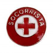 BROCHE SOCORRISTA 20MM