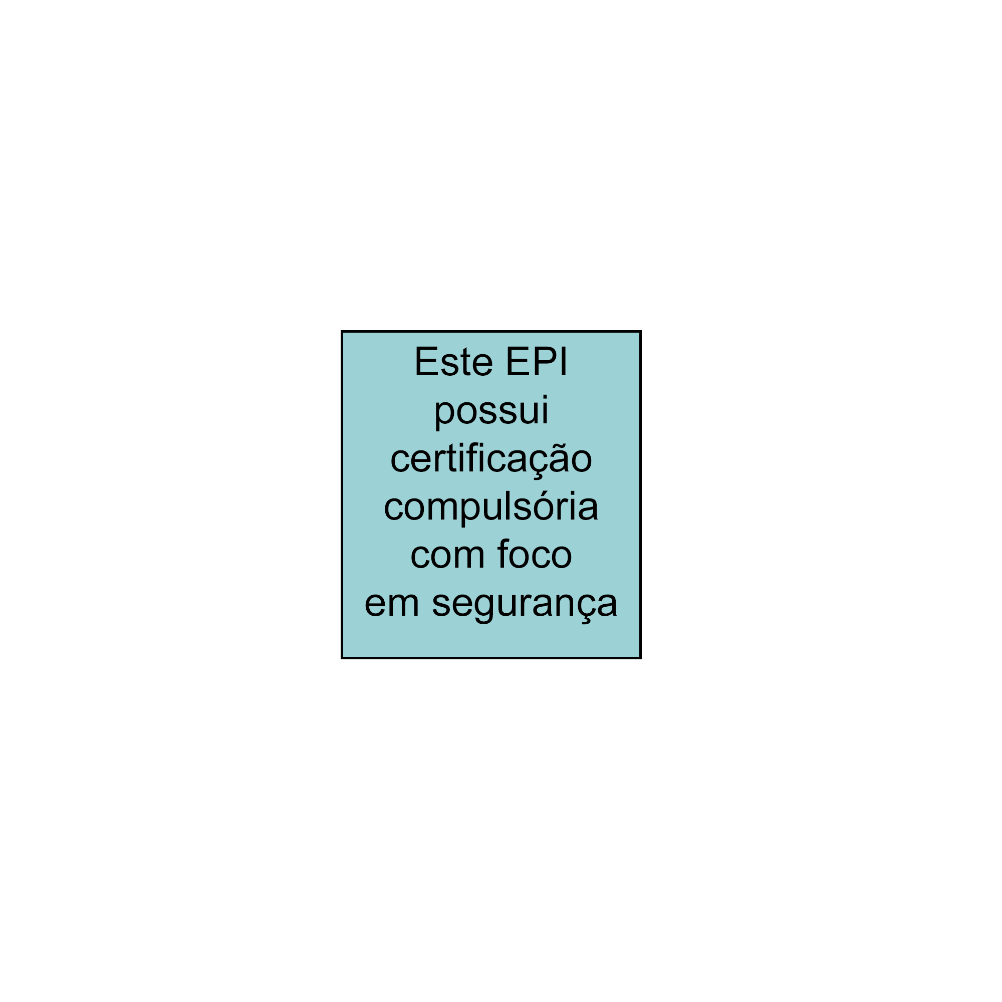 TALABARTE EM Y ELASTIZADO COM ABSORVEDOR DE IMPACTO FACINTOS  - DE PAULA EPI