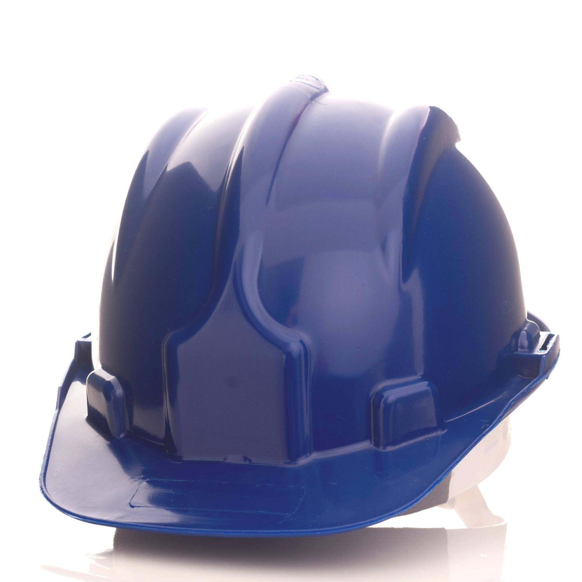 Capacete de Segurança classe B completo com Jugular - Plastcor - C.A. 31469