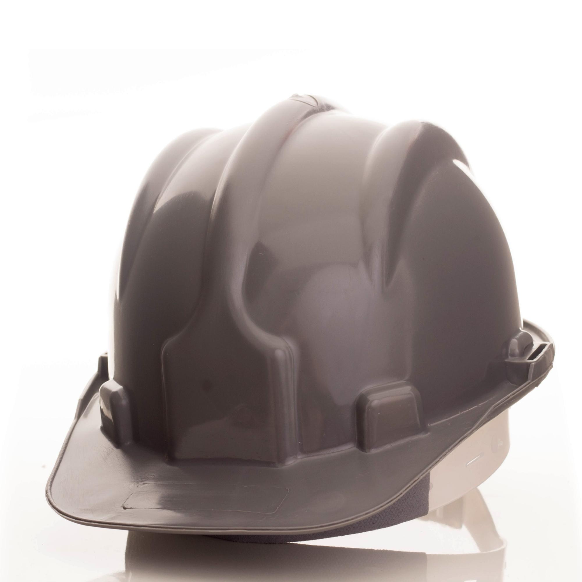 Capacete de Segurança classe B completo com Jugular - Plastcor - C.A. 31469  - DE PAULA EPI