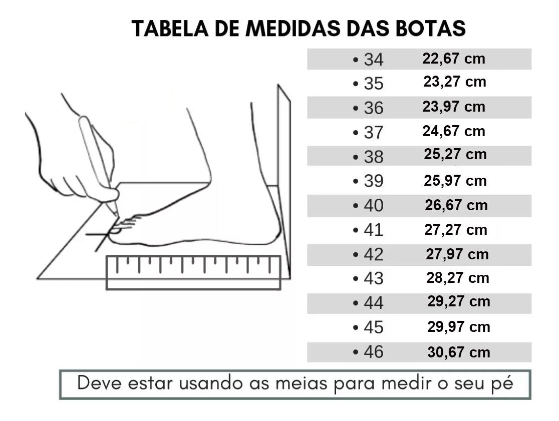 BOT.SEG. PR 122 ELÁSTICO BICO DE PVC - CA 20.214  - DE PAULA EPI