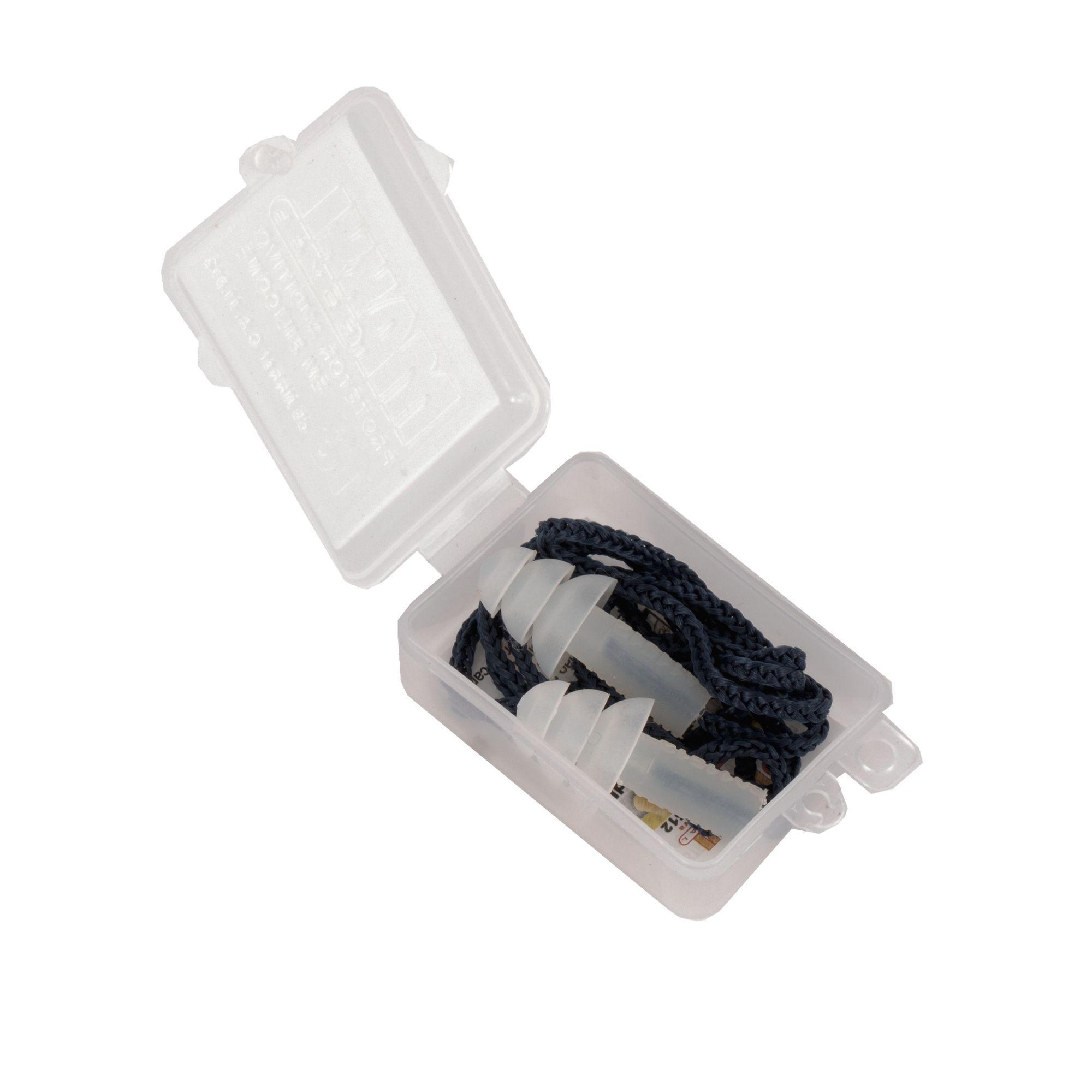 Kit 5 Pç Protetor Plug Auricular Ouvido Silicone Maxxi Royal  - DE PAULA EPI