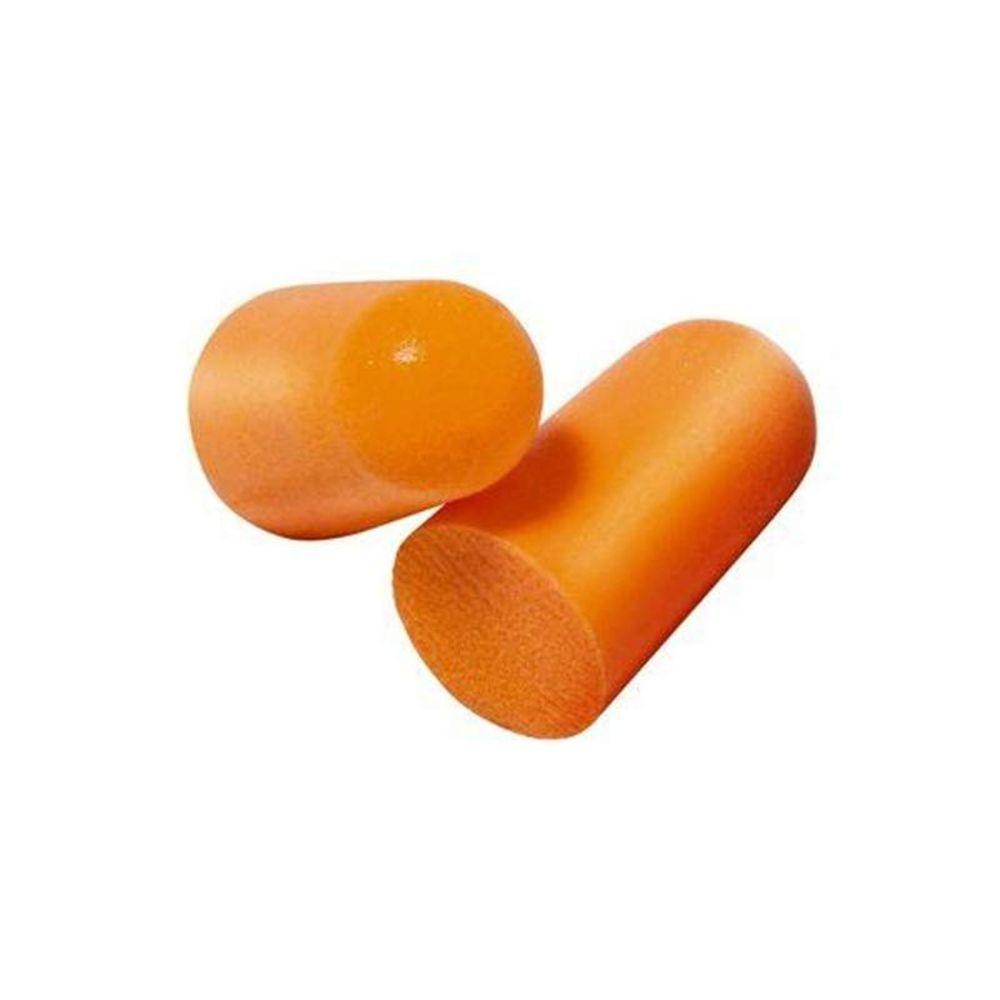 Pacote de 20 pares de Protetor Auricular de Espuma sem cordão -  1100 3M  - DE PAULA EPI
