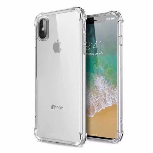 Capa Transparente Anti-impacto Iphone X