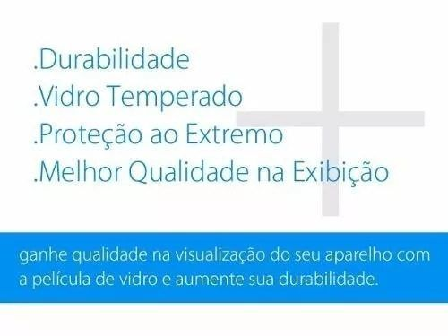 Pelicula Premium -vidro Vidro Temperado Motorola Moto G6