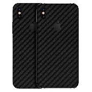 Capa Adesivo Fibra Carbono Iphone Xs Max