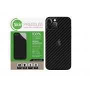 Skin Premium Verso e Laterais Fibra de Carbono para Iphone 12 Pro Max