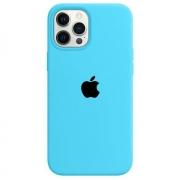 Capa Silicone Aveludada para Iphone 12/12 Pro