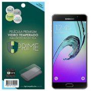 Pelicula de Vidro temperado 9h HPrime para Samsung Galaxy A7 2016 (A710)