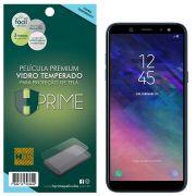 Película de Vidro Temperado 9H para Samsung Galaxy A6 Plus 2018