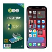 Película Premium Hprime Fiber Pro Preto iPhone 12 Pro Max 6.7