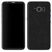 Skin Premium - Adesivo Estampa Couro Samsung Galaxy S8 Plus