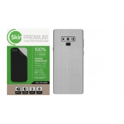 Skin Premium Estampa Aço Escovado Verso e Laterais para Samsung Galaxy Note 9