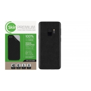 Skin Premium Estampa de Couro Verso e Laterais para Samsung Galaxy S9
