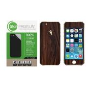 Skin Premium Estampa de Madeira para Iphone 5/5S/Se
