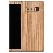 Skin Premium - Estampa De Madeira Samsung Galaxy Note 8