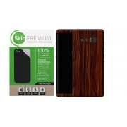Skin Premium Estampa De Madeira Verso e Laterais para Samsung Galaxy Note 8