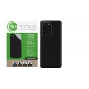 Skin Premium Estampa Fibra de Carbono para Samsung Galaxy S20 Ultra