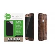 Skin Premium Estampa Madeira para  Iphone 6s