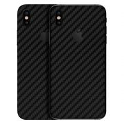 Skin Premium Fibra Carbono iPhone X