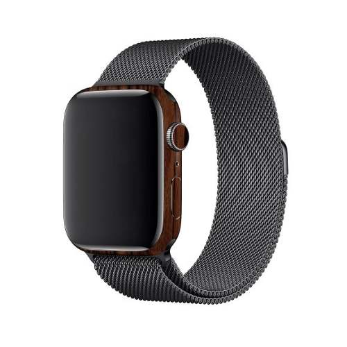 Skin Estampa Madeira Apple Watch Serie 4 44mm