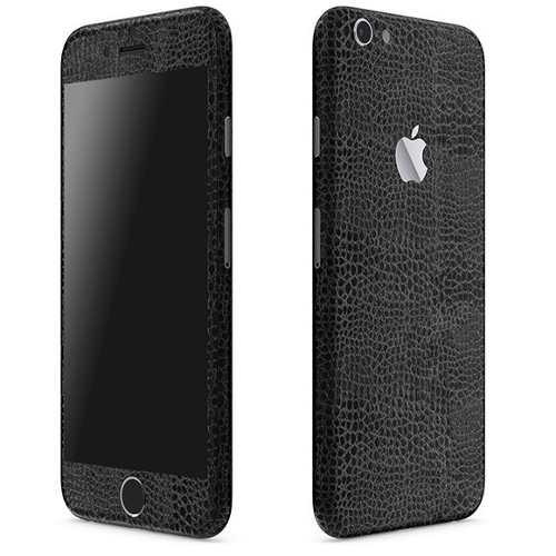 Skin Premium Adesivo Estampa Couro Iphone 6s/6s Plus