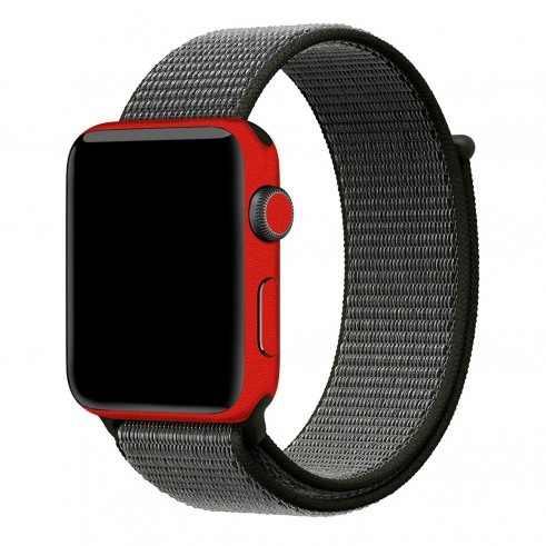 Adesivo Skin Premium Jf Vermelho Apple Watch 42mm Series 2