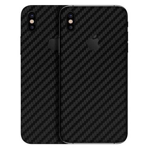 Skin Premium - Adesivo Fibra Carbono Iphone Xs Max