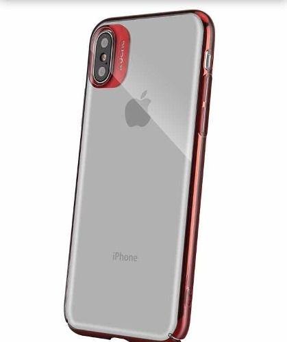 Capa Engage Para Iphone X Vermelha X-doria