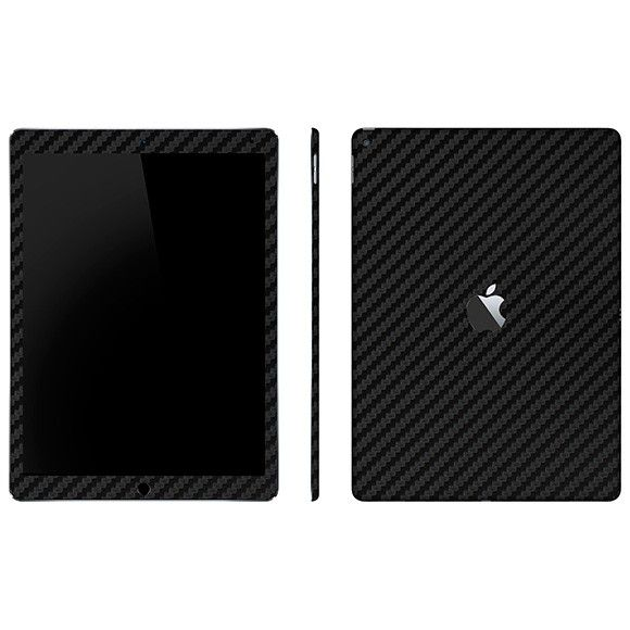 Adesivo Skin Premium Fibra Carbono Ipad Pro 9.7 2016