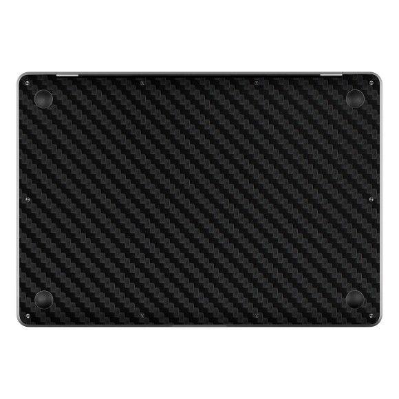 Adesivo Fibra Carbono Macbook Pro 13 2016-2017 A1708 Sem o Touch bar