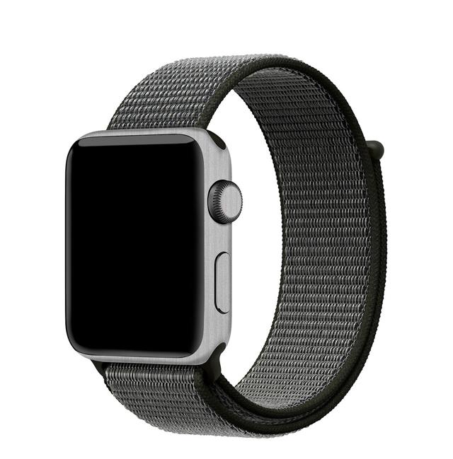 Adesivo Premium Estampa Aço Escovado Apple Watch 38mm series 1/2/3