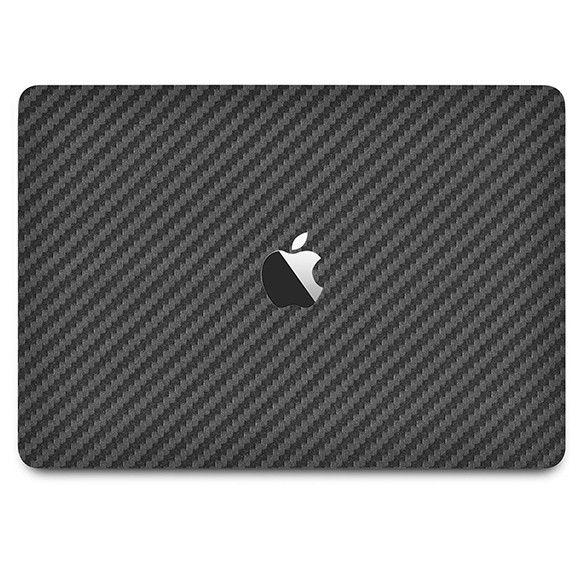 Adesivo Skin Fibra De Carbono Para Macbook Air 11