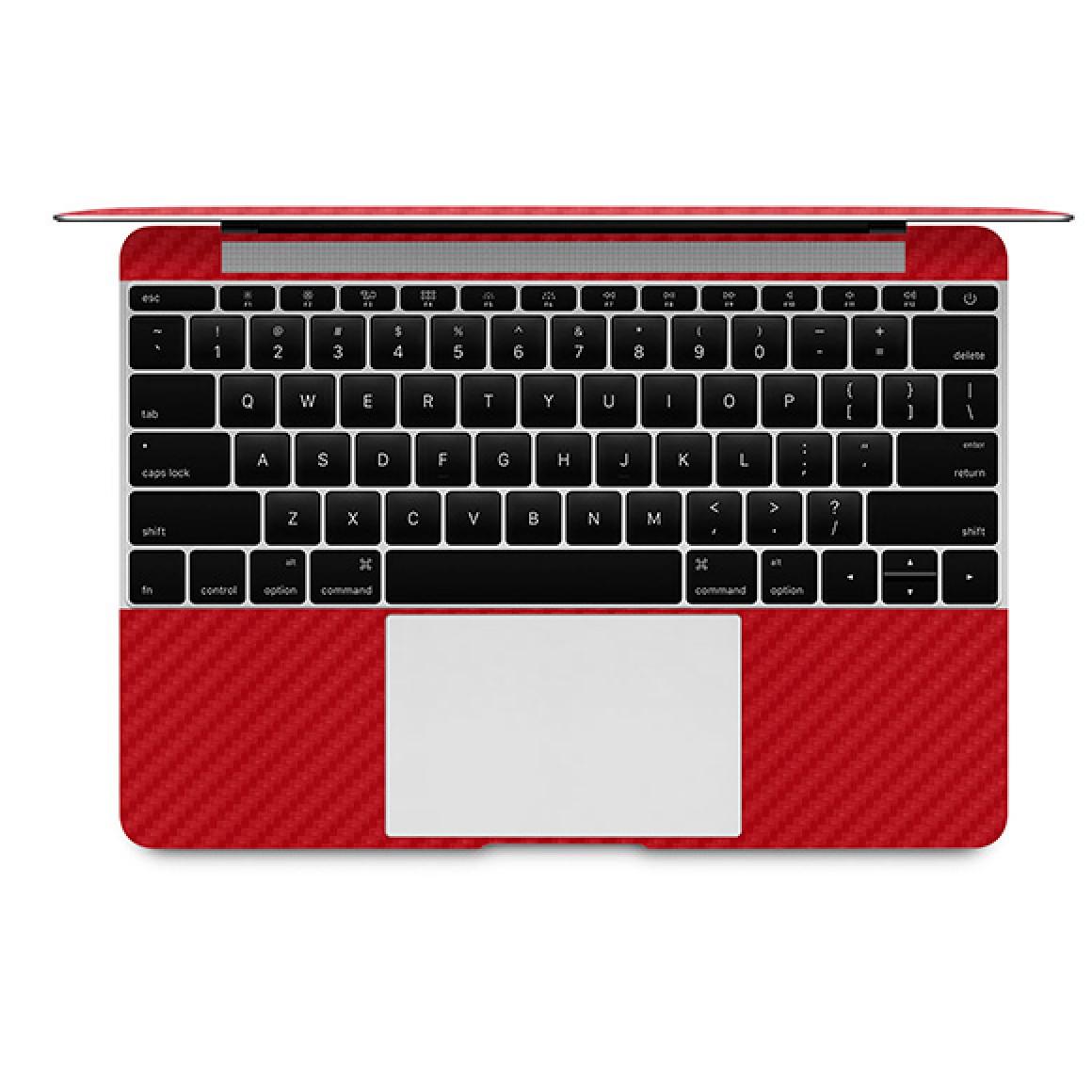 Adesivo Skin Premium Fibra de Carbono para MacBook Retina 12