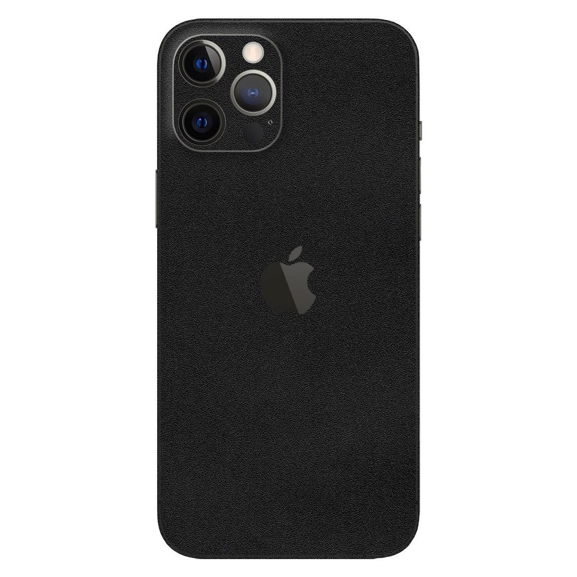 Adesivo Skin Premium Verso e Laterais Jateado Iphone 12 Pro Max