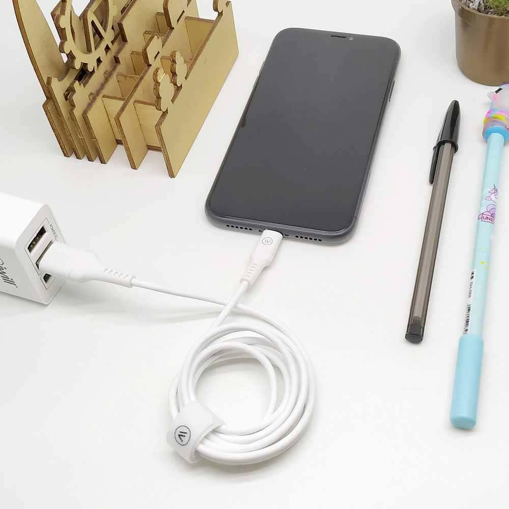 Cabo iPhone Lightning Hard Mfi 1,2mts Homologado Apple