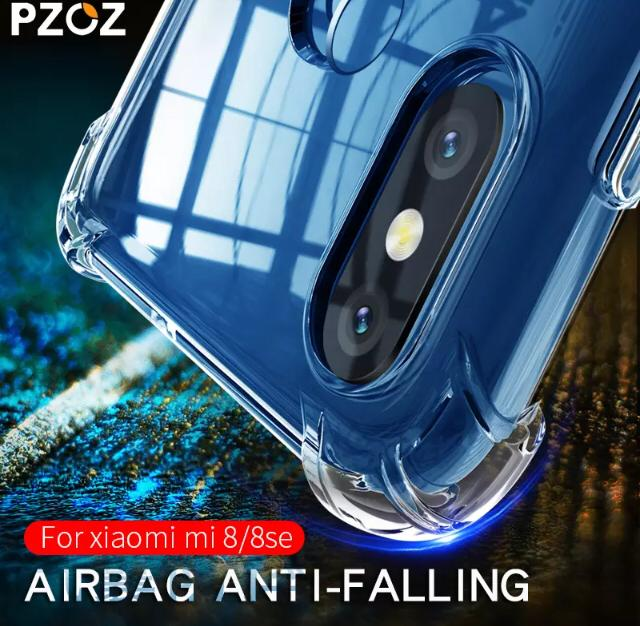 Capa Anti Impacto Silicone Transparente Samsung Galaxy A70